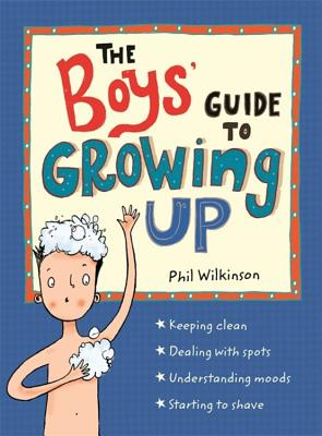 The Boys' Guide to Growing Up Cover Image