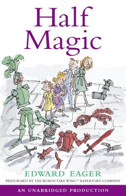 Half Magic Cover Image