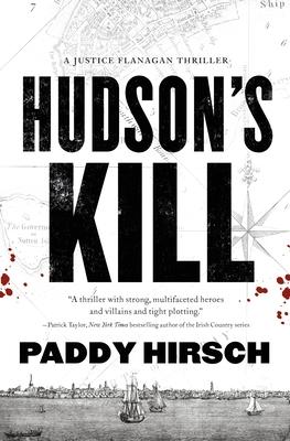 Hudson's Kill: A Justice Flanagan Thriller Cover Image
