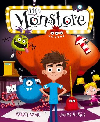 The Monstore Cover