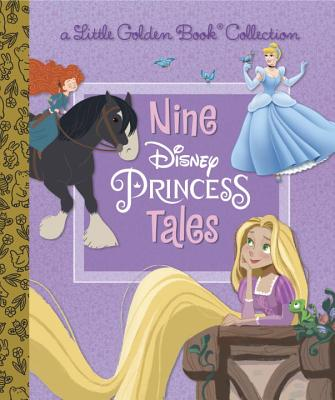 Nine Disney Princess Tales (Disney Princess) Cover Image