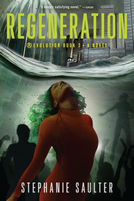 Cover for Regeneration ((R)evolution #3)