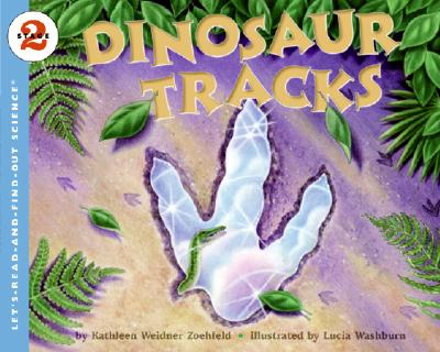 Dinosaur Tracks (Let's-Read-and-Find-Out Science 2) Cover Image