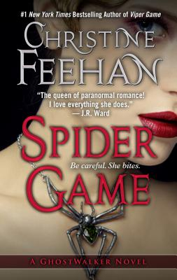 Spider Game (Ghostwalker Novels) Cover Image