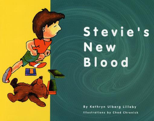 Stevie's New Blood Cover Image
