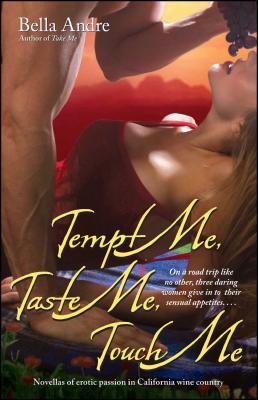 Tempt Me, Taste Me, Touch Me Cover Image