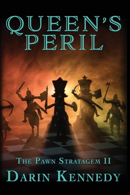 Cover for Queen's Peril