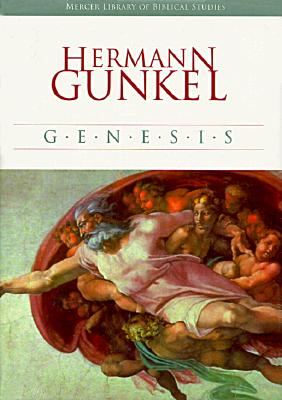 Cover for Genesis (Mercer Library of Biblical Studies)