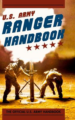Ranger Handbook Army (Newest) Cover Image