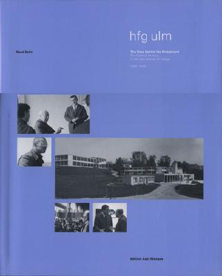 Cover for The Ulm School of Design