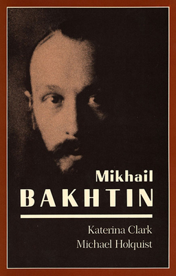 Mikhail Bakhtin Cover Image