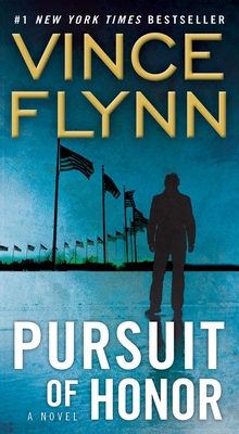 Pursuit of Honor: A Novel (A Mitch Rapp Novel #12) Cover Image
