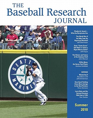 The Baseball Research Journal (BRJ), Volume 39 #1 Cover Image