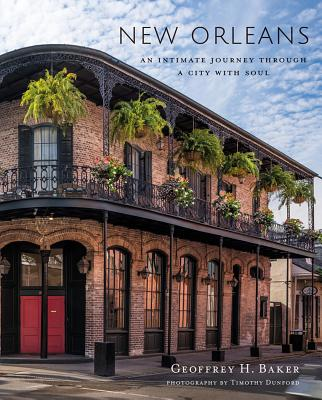 New Orleans: An Intimate Journey Through a City with Soul Cover Image