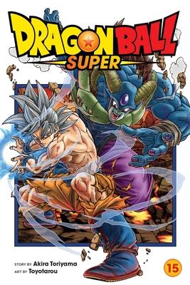 Dragon Ball Super, Vol. 15 Cover Image