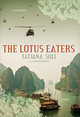 The Lotus Eaters [With Earbuds] (Playaway Adult Fiction) Cover Image