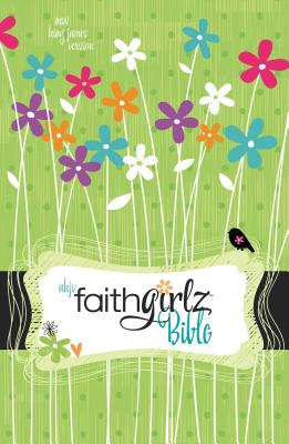 Faithgirlz Bible-NKJV Cover Image