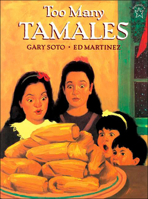 Too Many Tamales Cover Image