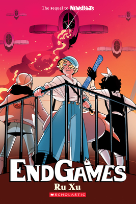 EndGames (NewsPrints #2) Cover Image