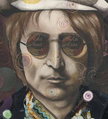 John's Secret Dreams: The Life of John Lennon (A Big Words Book #6) Cover Image