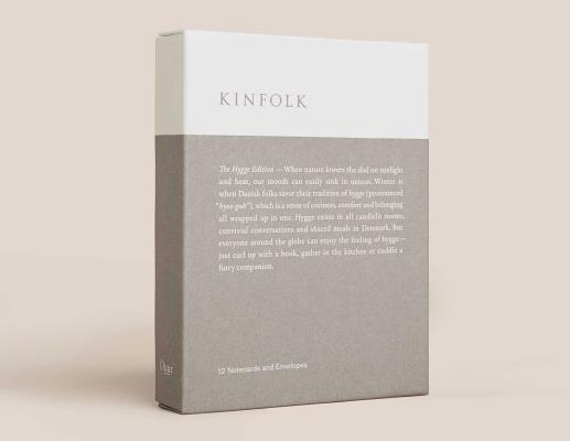 Kinfolk Notecards - The Hygge Edition, 2 Cover Image