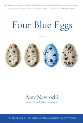 Cover for Four Blue Eggs