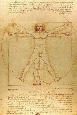 Leonardo da Vinci: Notebook Cover Image