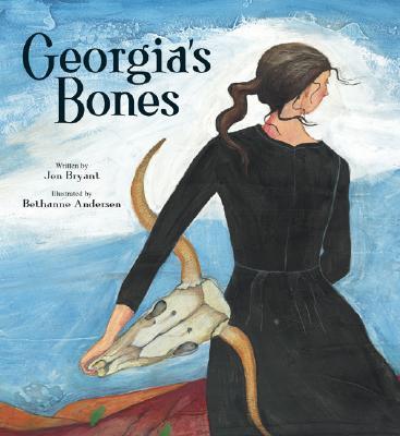 Georgia's Bones Cover