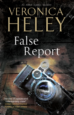 False Report Cover