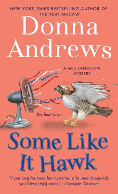 Some Like It Hawk: A Meg Langslow Mystery (Meg Langslow Mysteries #14) Cover Image