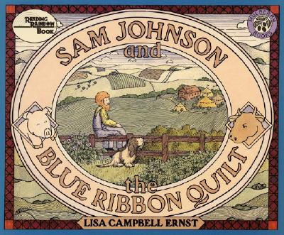 Sam Johnson and the Blue Ribbon Quilt Cover