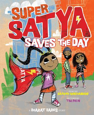 Super Satya Saves the Day Cover Image