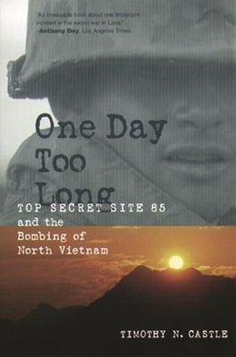 Cover for One Day Too Long