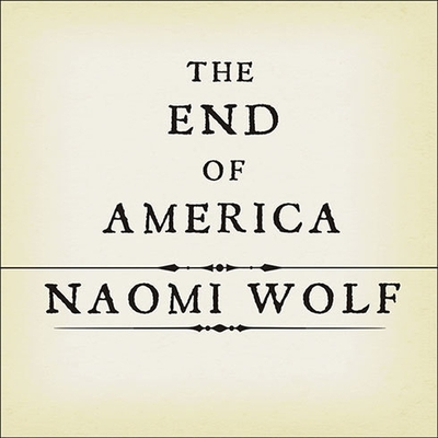 The End of America: Letter of Warning to a Young Patriot Cover Image