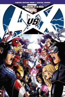 Avengers vs. X-Men Cover