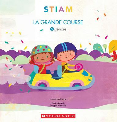 Stiam: La Grande Course Cover Image