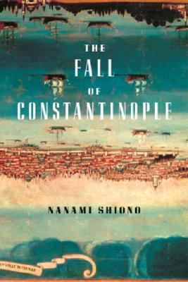 The Fall of Constantinople Cover