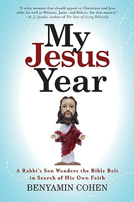 My Jesus Year Cover