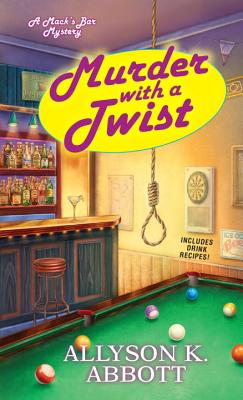 Murder with a Twist Cover