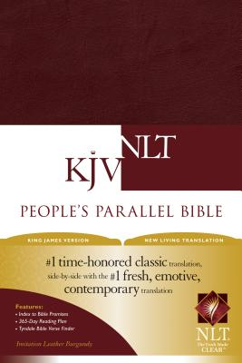 People's Parallel Bible-PR-KJV/NLT Cover Image