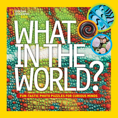Cover for What in the World?