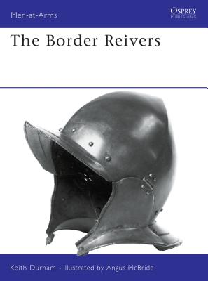 The Border Reivers Cover