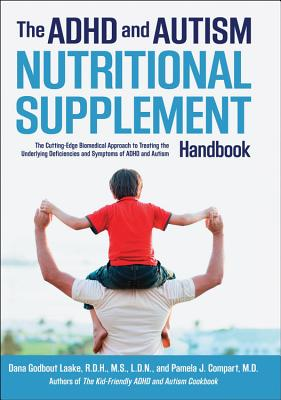 Cover for The ADHD and Autism Nutritional Supplement Handbook