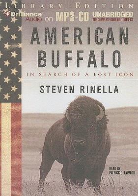 American Buffalo: In Search of a Lost Icon Cover Image