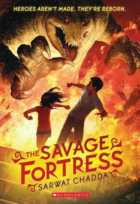 The Savage Fortress Cover Image
