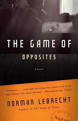 The Game of Opposites Cover
