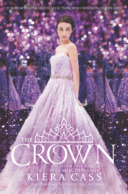 The Crown (The Selection #5) Cover Image