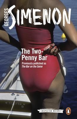 The Two-Penny Bar (Inspector Maigret #11) Cover Image