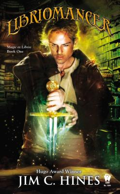 Libriomancer (Magic Ex Libris #1) Cover Image
