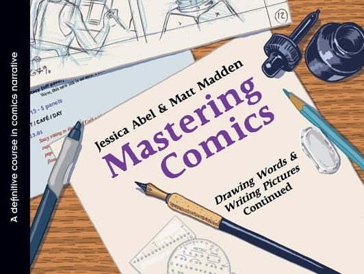 Cover for Mastering Comics